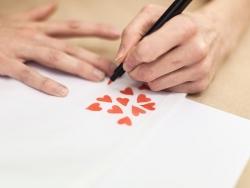 6 feutres pour tissus - couleurs primaires