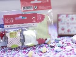 Mini cartonnettes ruban - Mademoiselle Toga