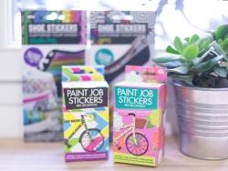 Stickers pour vélo - Flèches