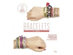 "French book "" Bracelets By Isnata"""