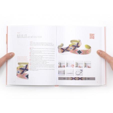 "French book "" Bracelets By Isnata"""