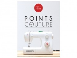 """French book """" Points de couture- Petit mémo"""""""