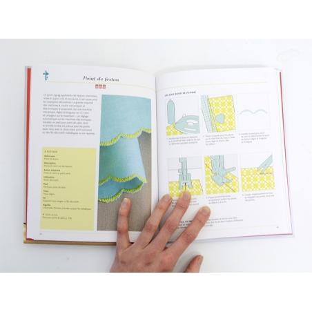 Livre Points de couture- Petit mémo Marabout - 3