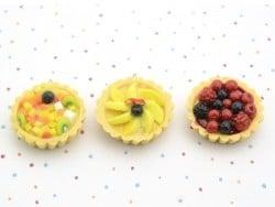Acheter Pendentif Tarte aux fruits exotiques - 6,25€ en ligne sur La Petite Epicerie - 100% Loisirs créatifs