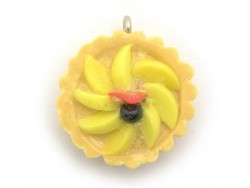 Apple Tart Pendant