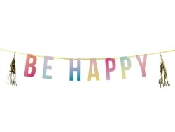 Guirlande BE  HAPPY
