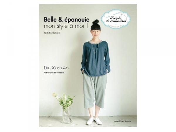 Livre Belle et épanouie - mon style à moi !