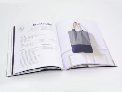 """Französisches Buch """" Garde-robe idéale - cousue main"""""""