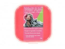 Acheter Pâte WePAM - Rouge fluo - 3,99€ en ligne sur La Petite Epicerie - 100% Loisirs créatifs