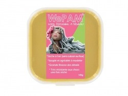 WePAM-Modelliermasse - Gold