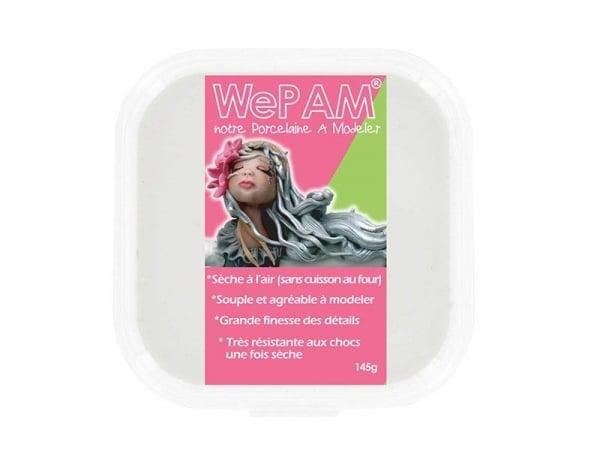 WePAM clay - pearly white Wepam - 1