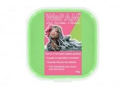 WePAM-Modelliermasse - neongrün