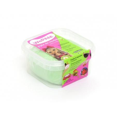 Acheter Pâte WePAM - vert fluo - 3,99€ en ligne sur La Petite Epicerie - 100% Loisirs créatifs