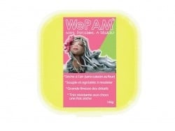 Acheter Pâte WePAM - jaune fluo - 3,99€ en ligne sur La Petite Epicerie - 100% Loisirs créatifs