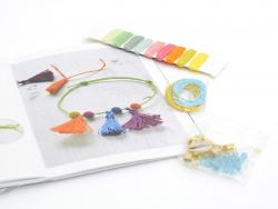 Livre Kit Bracelets du Monde