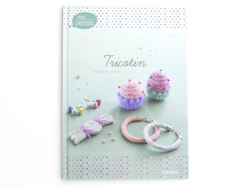 Acheter Livre Tricotin - 10,00€ en ligne sur La Petite Epicerie - Loisirs créatifs