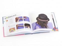 Livre Mes accessoires customisés - 19 créations DIY - By The Camelia