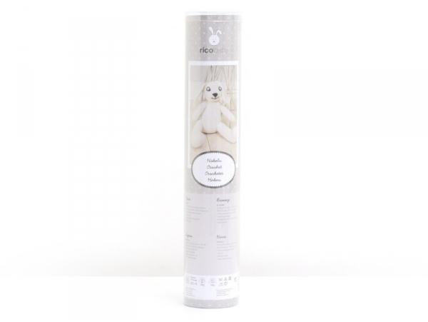 Kit crochet - Un lapin blanc pour bébé Rico Design - 1