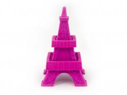 1 Gomme Tour Eiffel - Rose