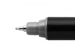 POSCA-Marker - kalibrierte, extra feine Spitze (0,7 mm) - silber