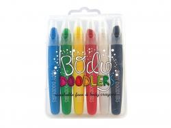 6 Body-Paint-Stifte