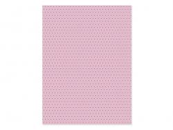Décopatch paper - Asanoha rose