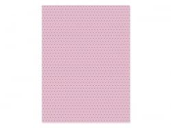 Papier décopatch - asanoha rose