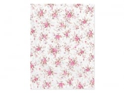 Décopatch paper - floral Liberty Rose design