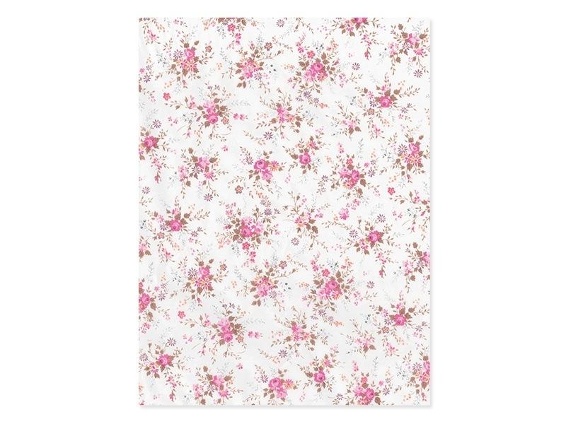 papier d copatch fleuri liberty rose acheter feuilles d copatch en ligne. Black Bedroom Furniture Sets. Home Design Ideas