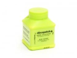 Seidenmatter Paperpatch-Kleber / -Lack von Décopatch - 70g