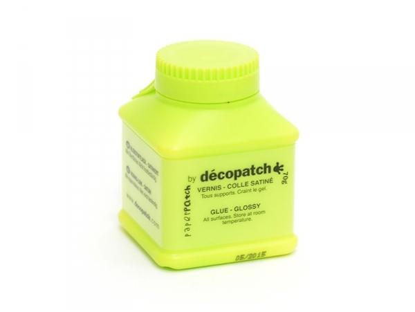 Vernis colle satiné décopatch paperpatch - 70 g Décopatch - 1