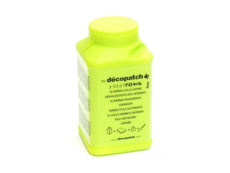 Décopatch Paperpatch glossy glue / varnish - 300 g