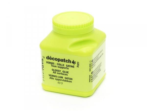 Vernis colle satiné décopatch paperpatch - 180 g
