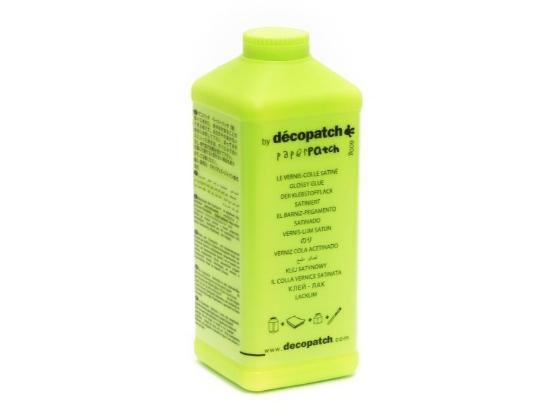Décopatch Paperpatch glossy glue / varnish - 600 g
