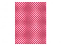 Papier décopatch -  japonais rose et rouge