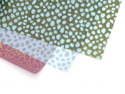 Décopatch paper - khaki panther design