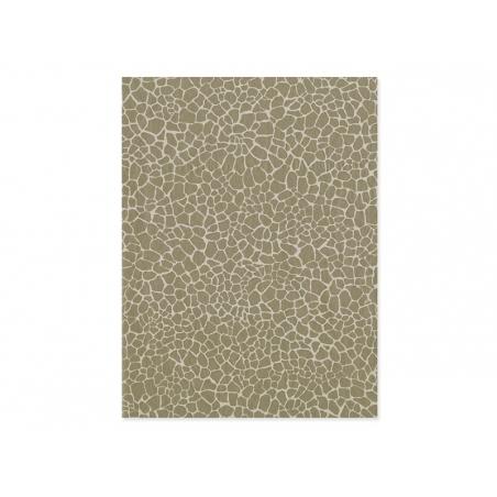 Décopatch paper - grey giraffe design
