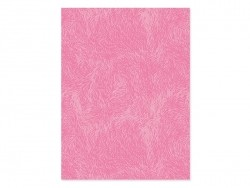 Décopatch paper - pink fur design