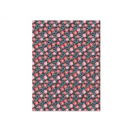 Papier décopatch -  fleurettes Décopatch - 1
