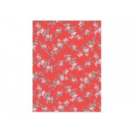 Décopatch paper - Japanese flowers