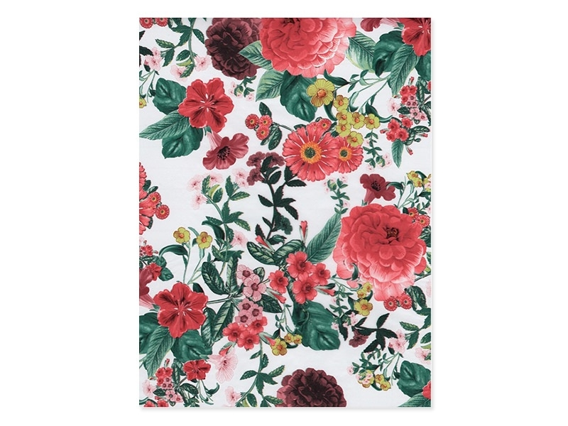 Papier décopatch -  fleurs british Décopatch - 1