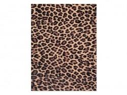 Décopatch paper - panther / leopard design