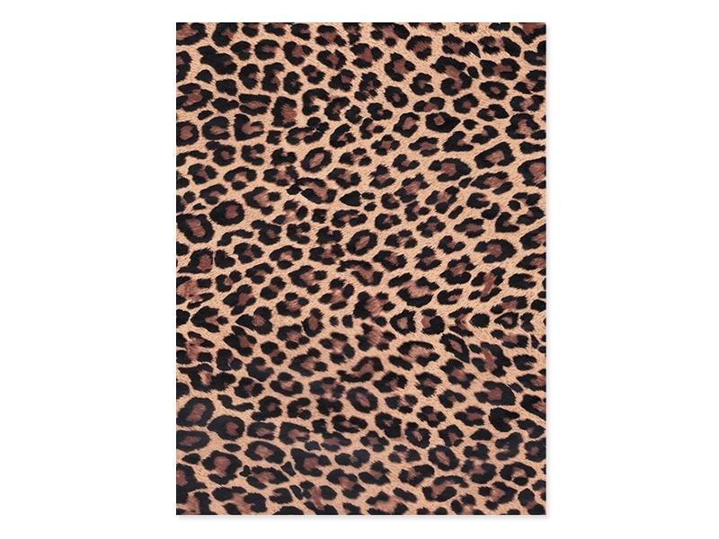 Papier décopatch - panthère / léopard