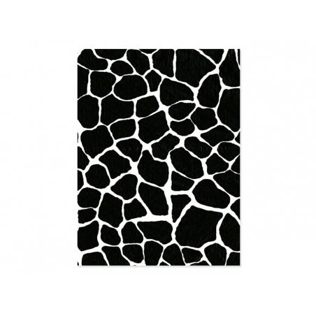 Papier décopatch - noir et blanc Décopatch - 1
