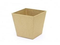 Plant pot - papier mâché, customisable