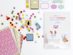 Coffret Petites créations pour mon bébé - Fifi Mandirac