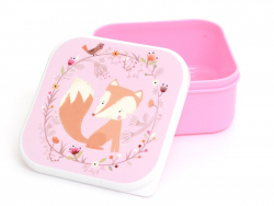 Boîte hermétique / lunchbox - Renard