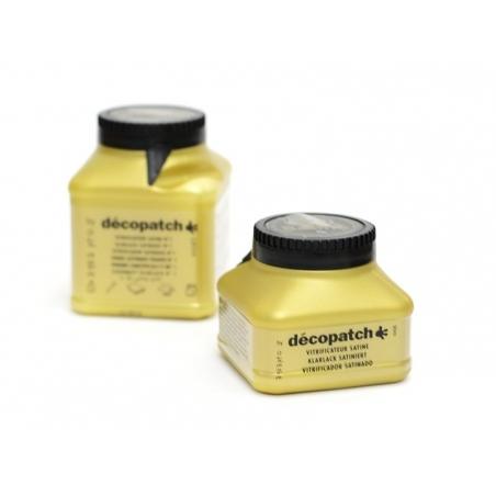 """Satined """"Aquapro"""" clear varnish - 90 ml"""