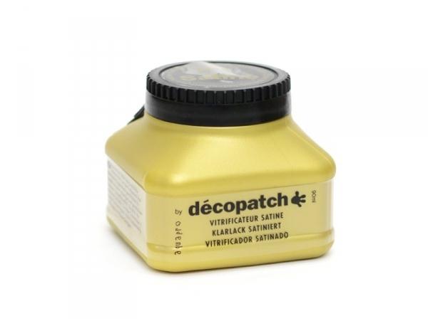 Vernis vitrificateur satiné aquapro - 90 ml