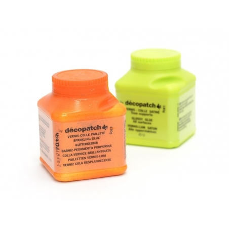 Sparkling Décopatch Paperpatch glue / varnish - 150 g